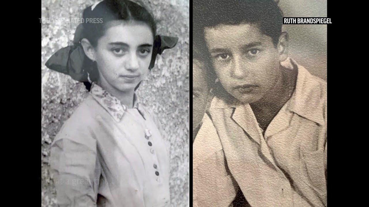 Yom Kippur Zoom reunites Holocaust survivors