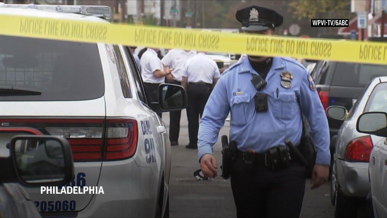 police kill man in philadelphia