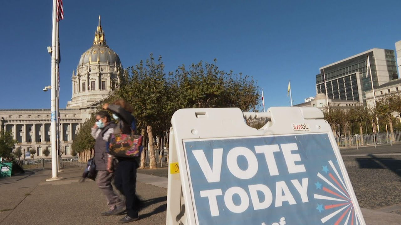 Californians voting early in record numbers