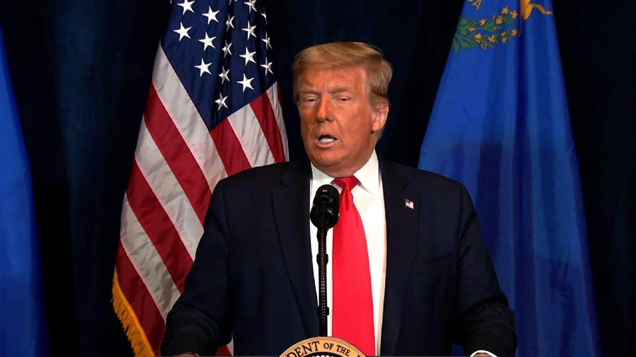 Trump: Philadelphia protests 'terrible'