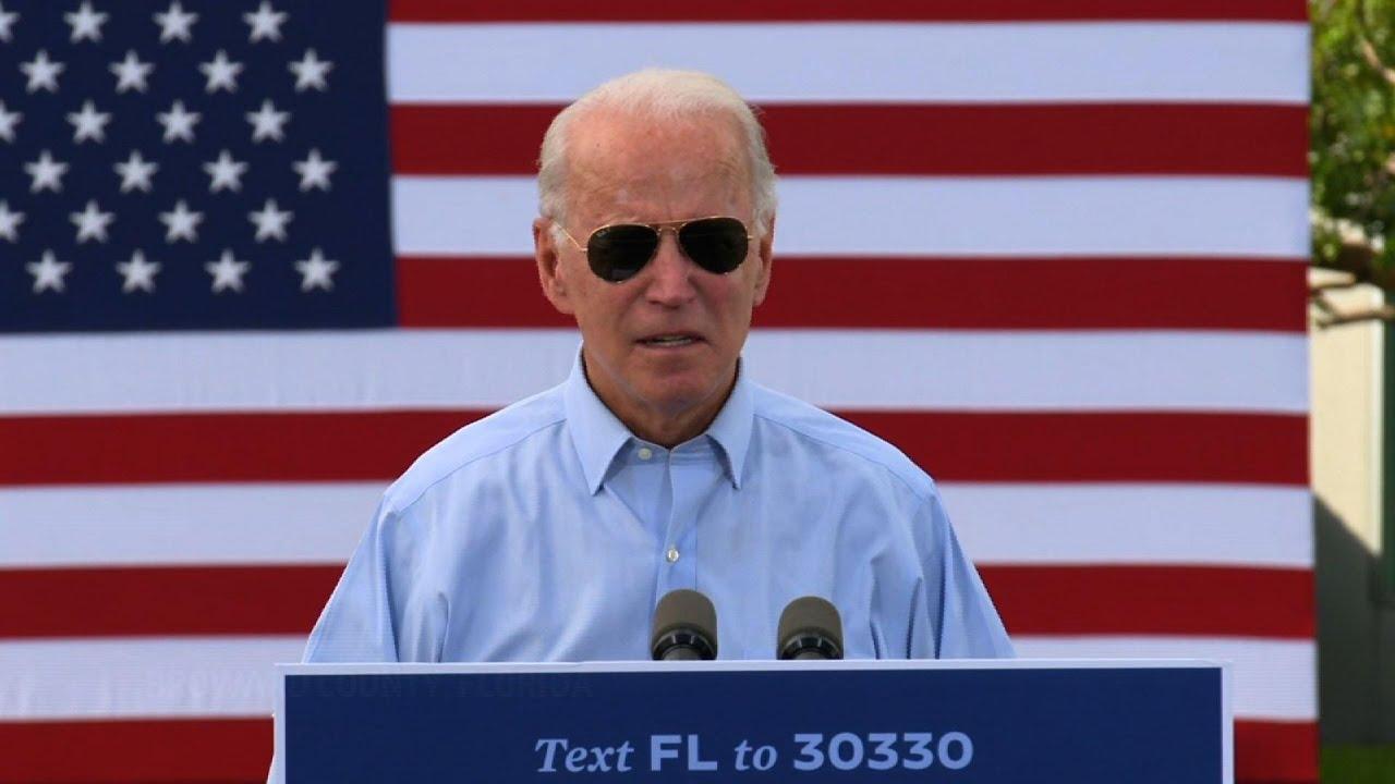 Biden joins Trump in chasing Florida votes