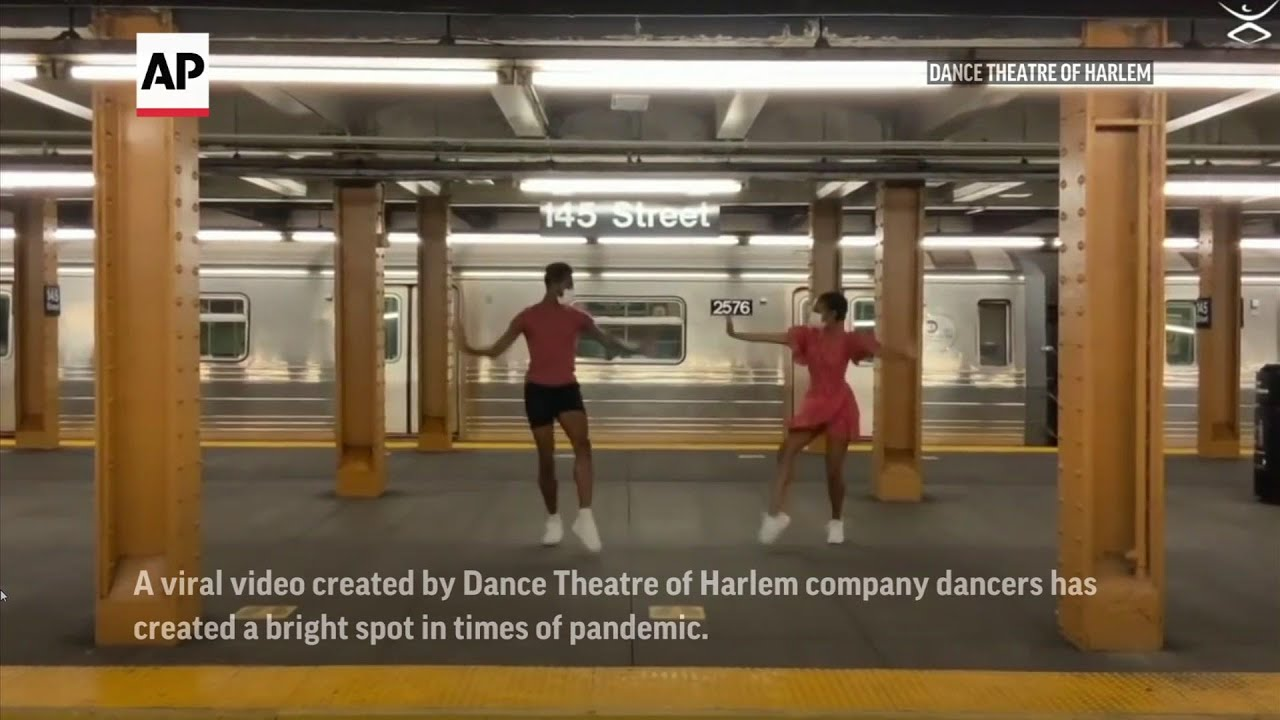 A viral dance video, and an NY quarantine bubble