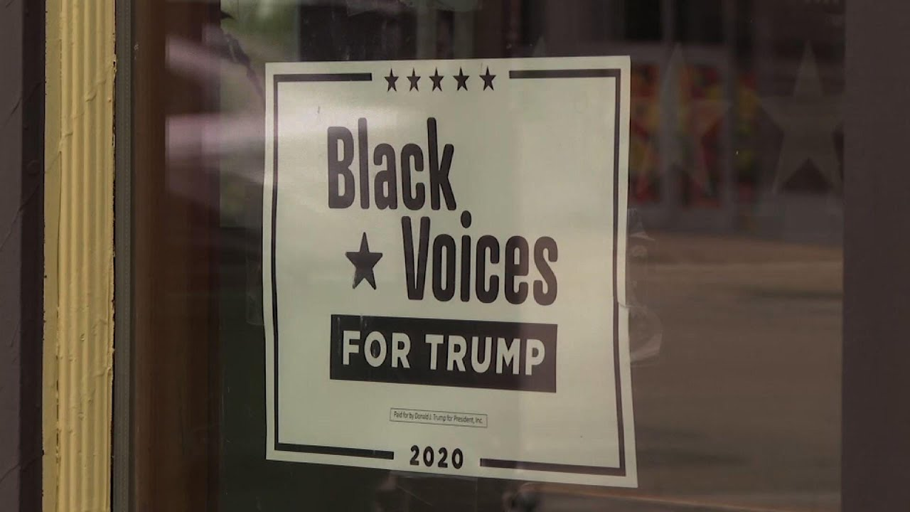 Black voters on why they'll pick Trump or Biden