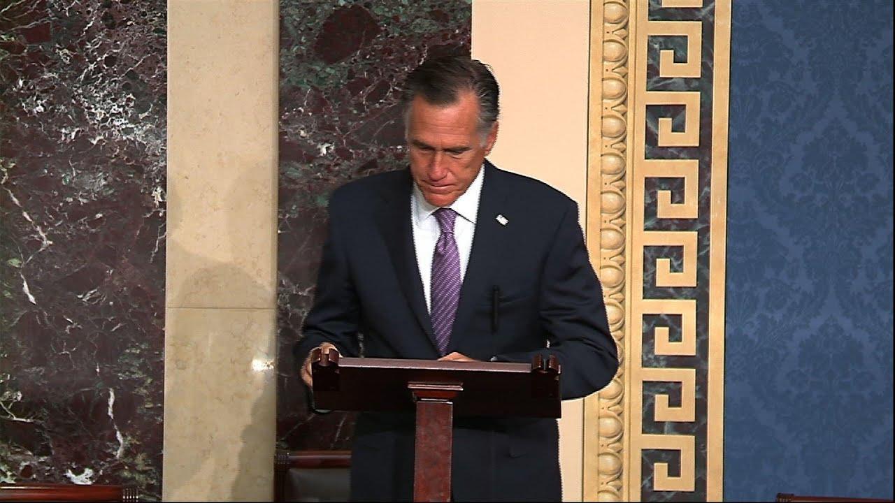 Senators debate Barrett ahead of confirmation vote