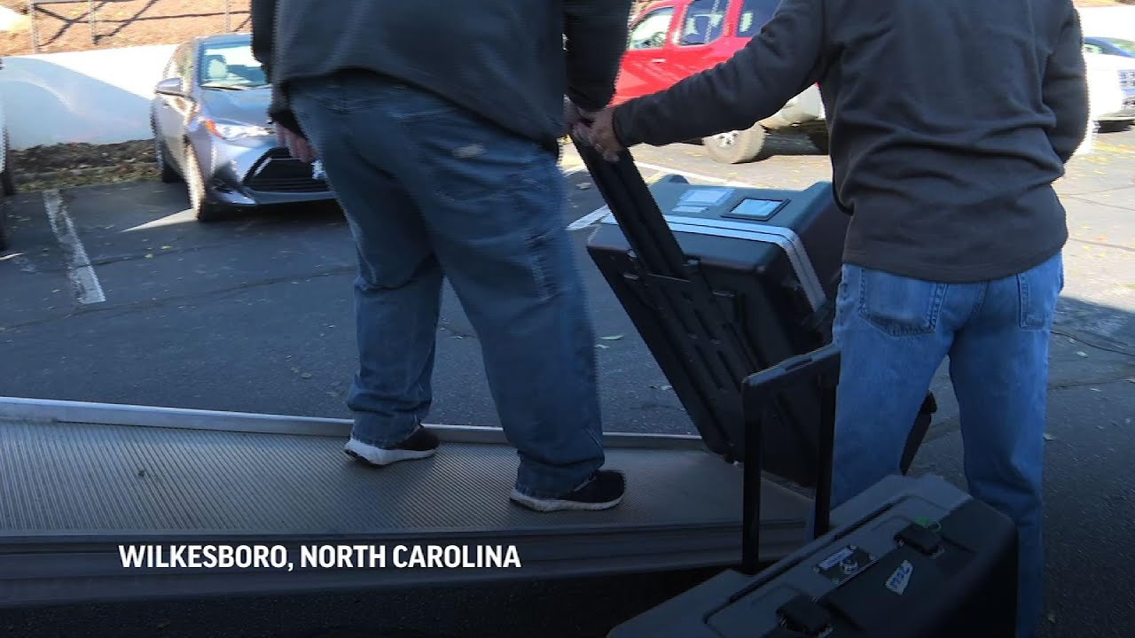 NC election officials gear up for Election Day