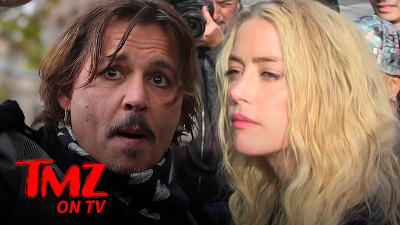 Johnny Depp Loses Wife Beating Lawsuit, Ruling Could Derail Career | TMZ TV