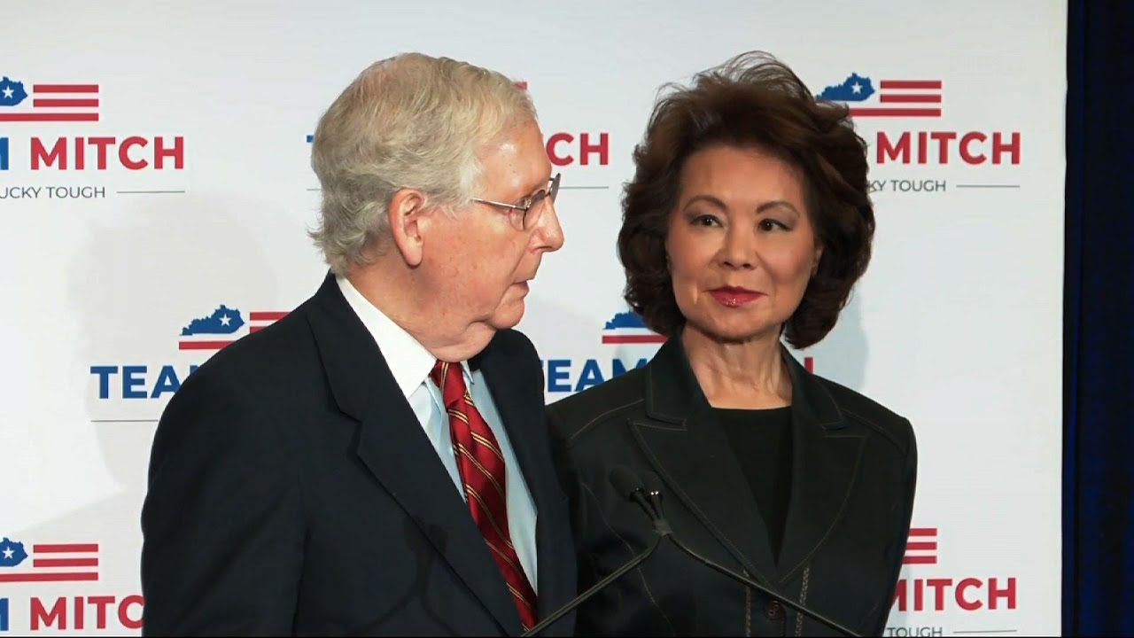McConnell: Courts 'decide disputes' in close races