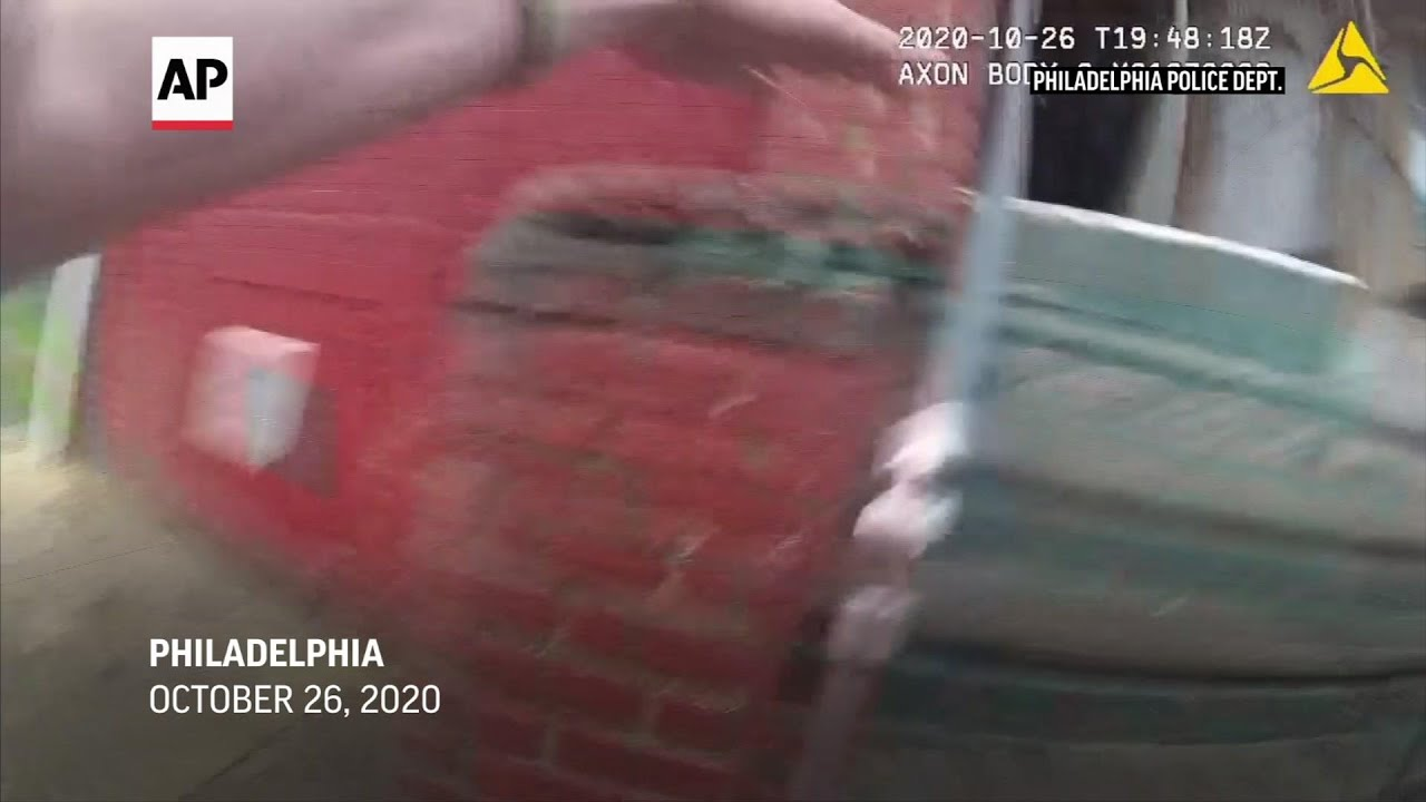 Video released in Walter Wallace police killing