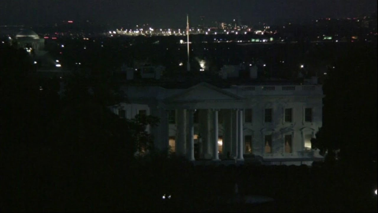 Timelapse of DC sunrise as US watches vote count