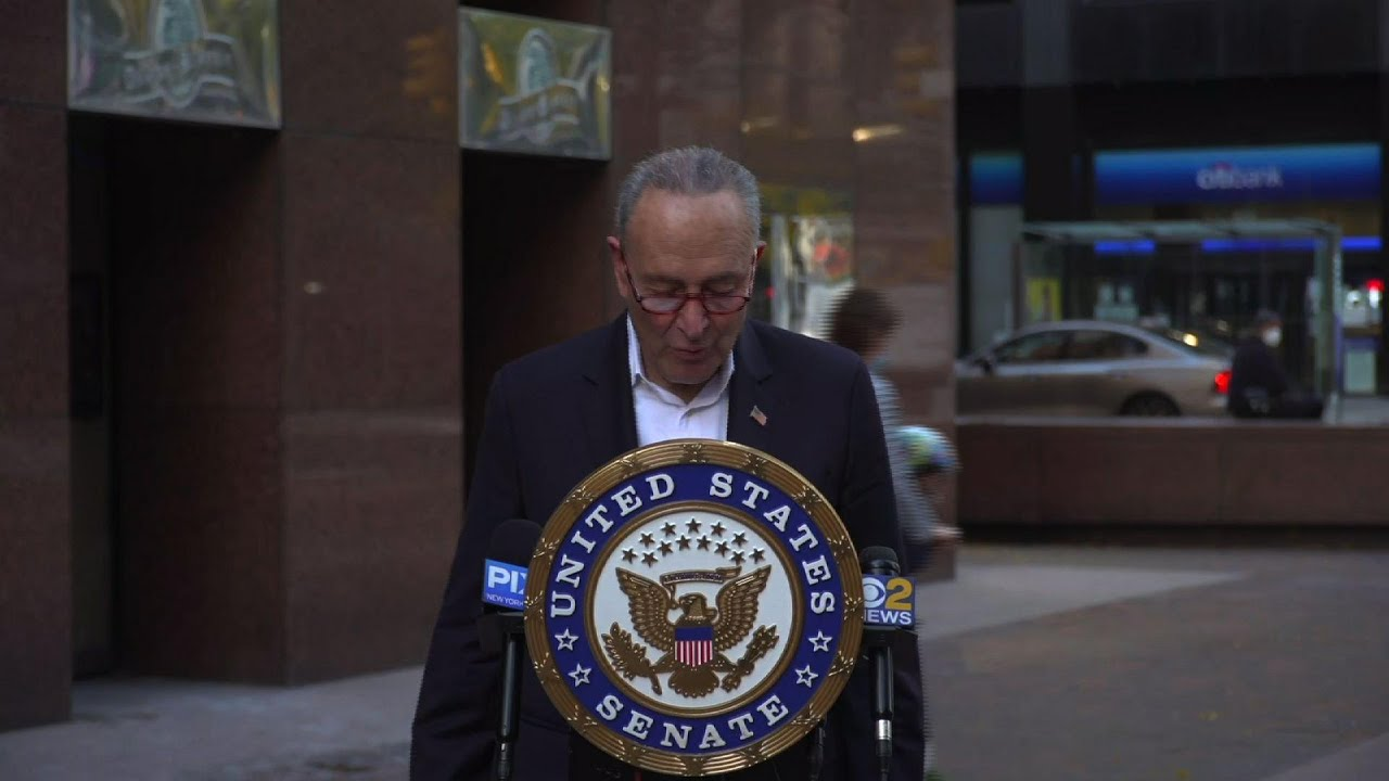Schumer: 'The long, dark night in America is over'