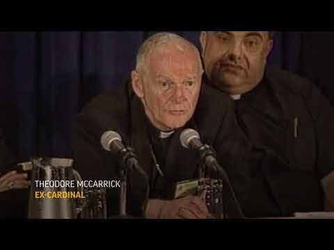 Vatican faults many for ex-cardinal's rise