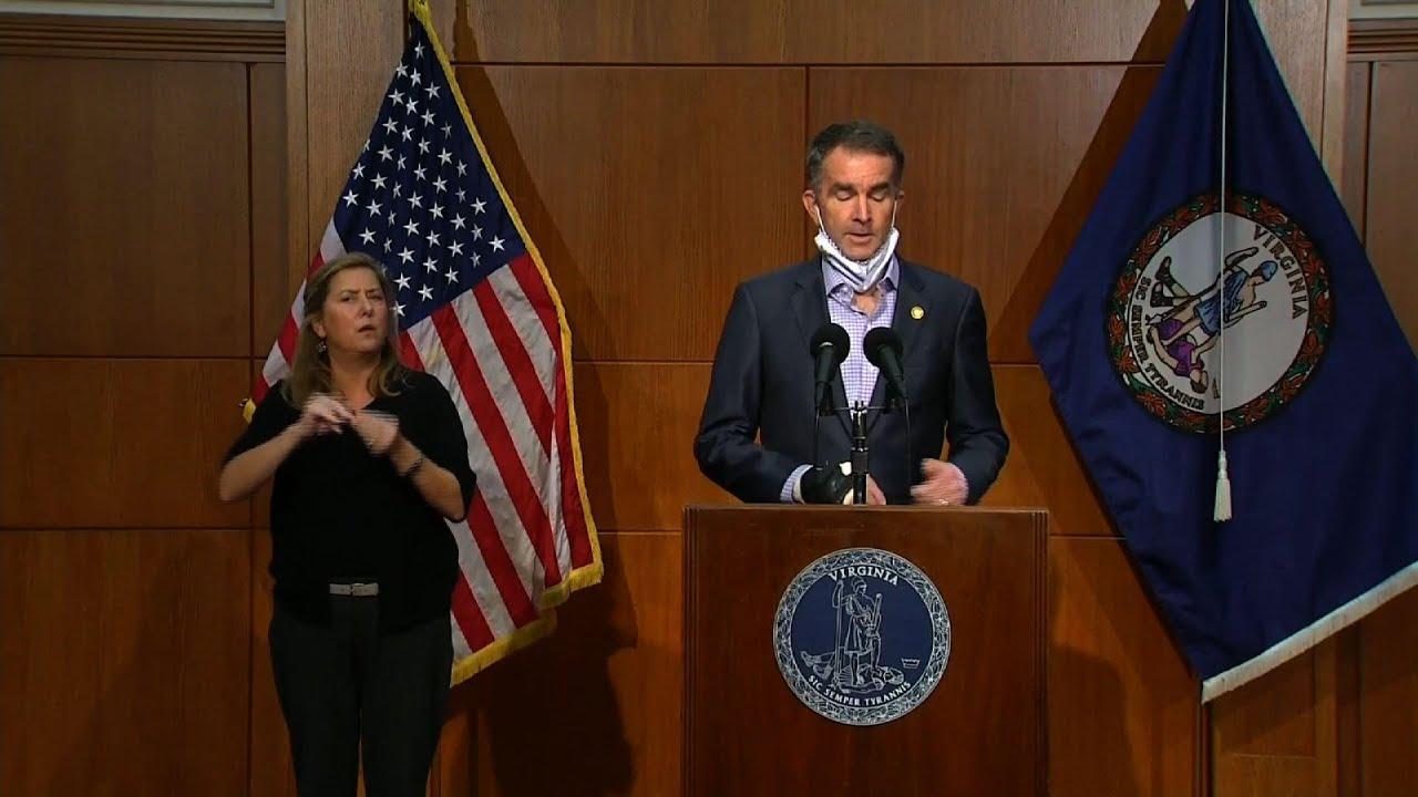 Virginia to up virus testing capacity amid surge