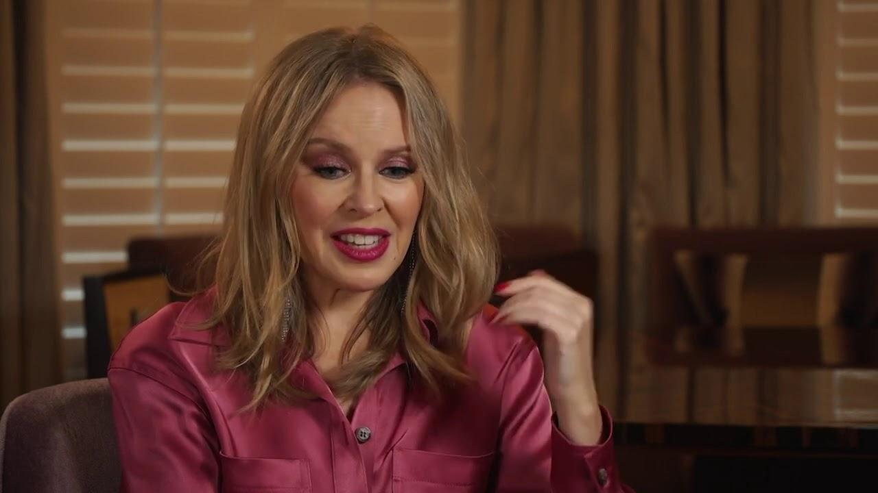 Kylie Minogue talks life, lockdown and Lady Gaga