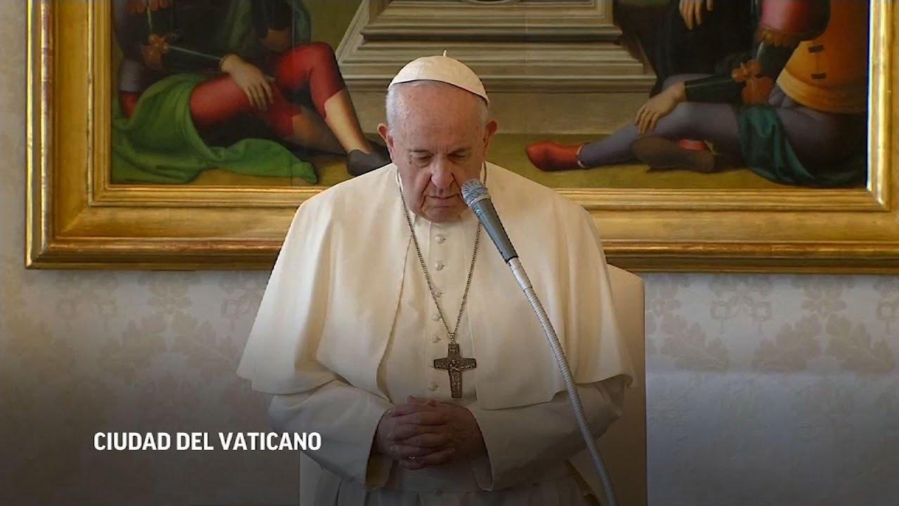 Papa Francisco promete acabar con los abusos tras reporte de McCarrick