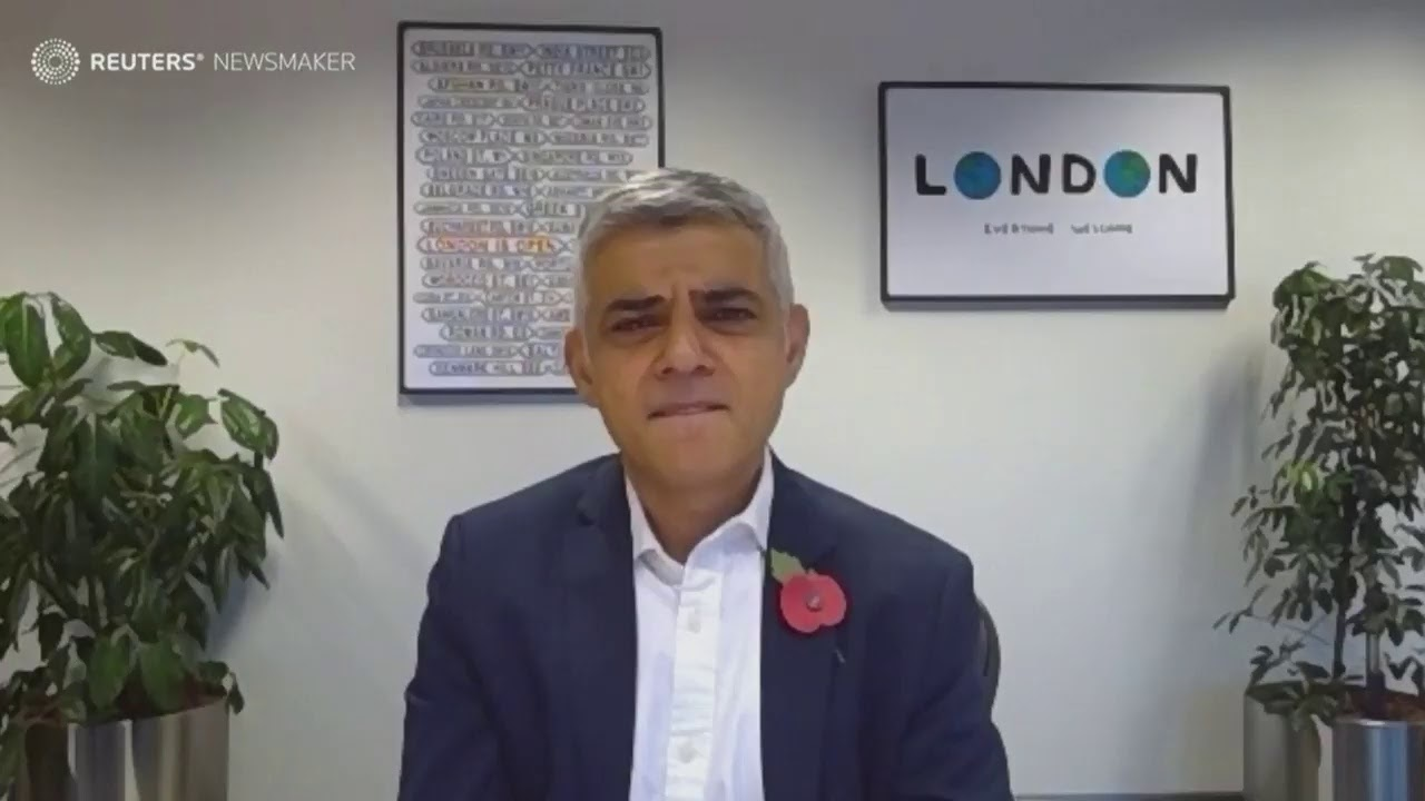 Reuters discussion with Mayor of London Sadiq Khan and Heidi Alexander