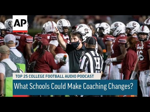 Hot-Seat Watch: What Schools Could Make Coaching Changes? | AP Top 25 Podcast