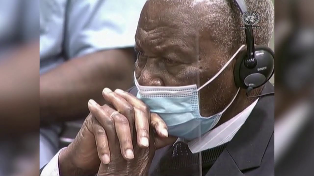 Rwanda genocide suspect Kabuga pleads 'not guilty'
