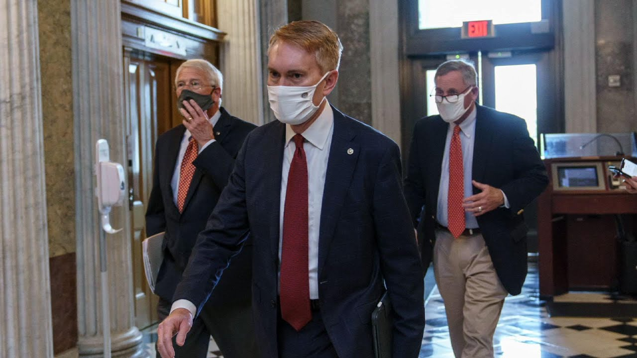 GOP Senator: I will step in to get Biden briefings