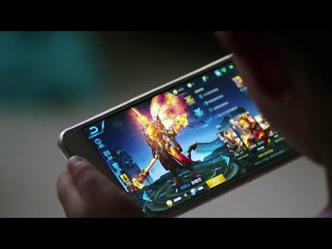 Tencent profit surges 89% on gaming boom