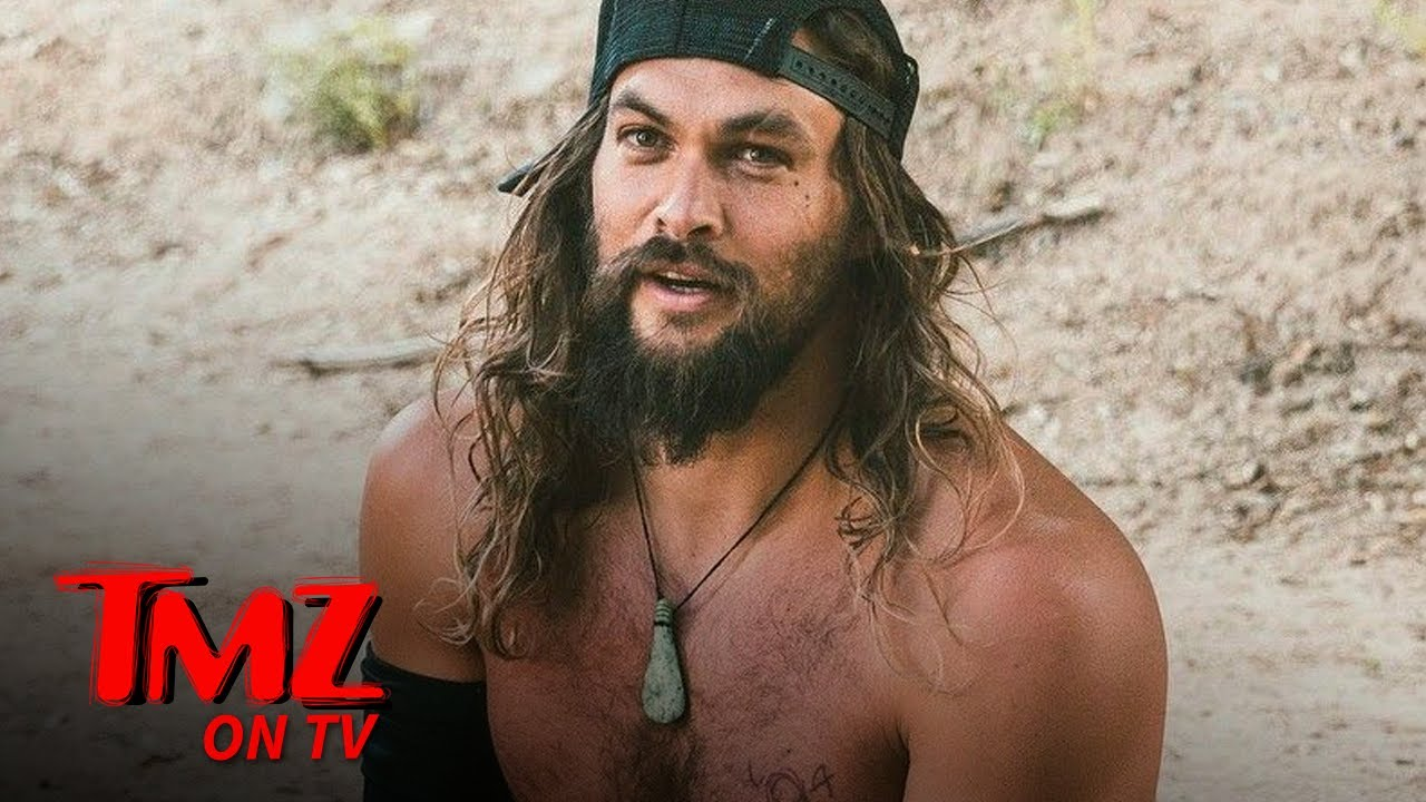 Jason Momoa Was Broke and Starving After Game of Thrones   TMZ TV