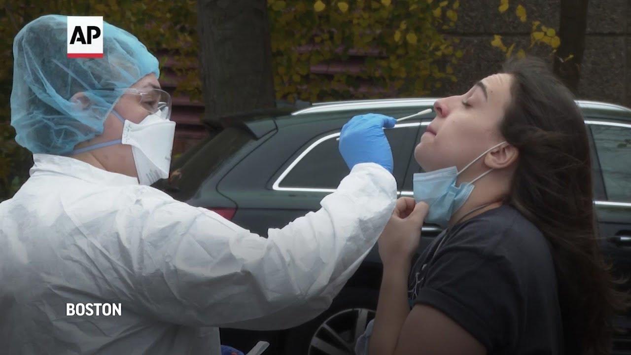 Massachusetts COVID-19 death toll exceeds 10,000