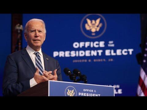 Biden takes Arizona, cementing presidential win