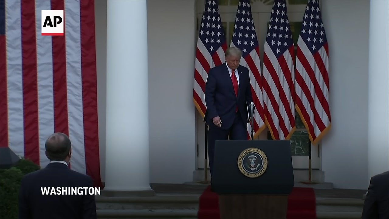 Trump: Pfizer misrepresented deal on vaccine