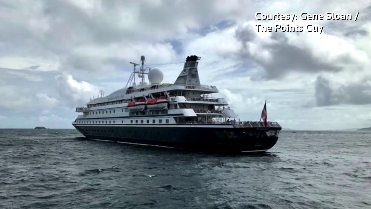 Cruise halted as passengers test positive for COVID-19