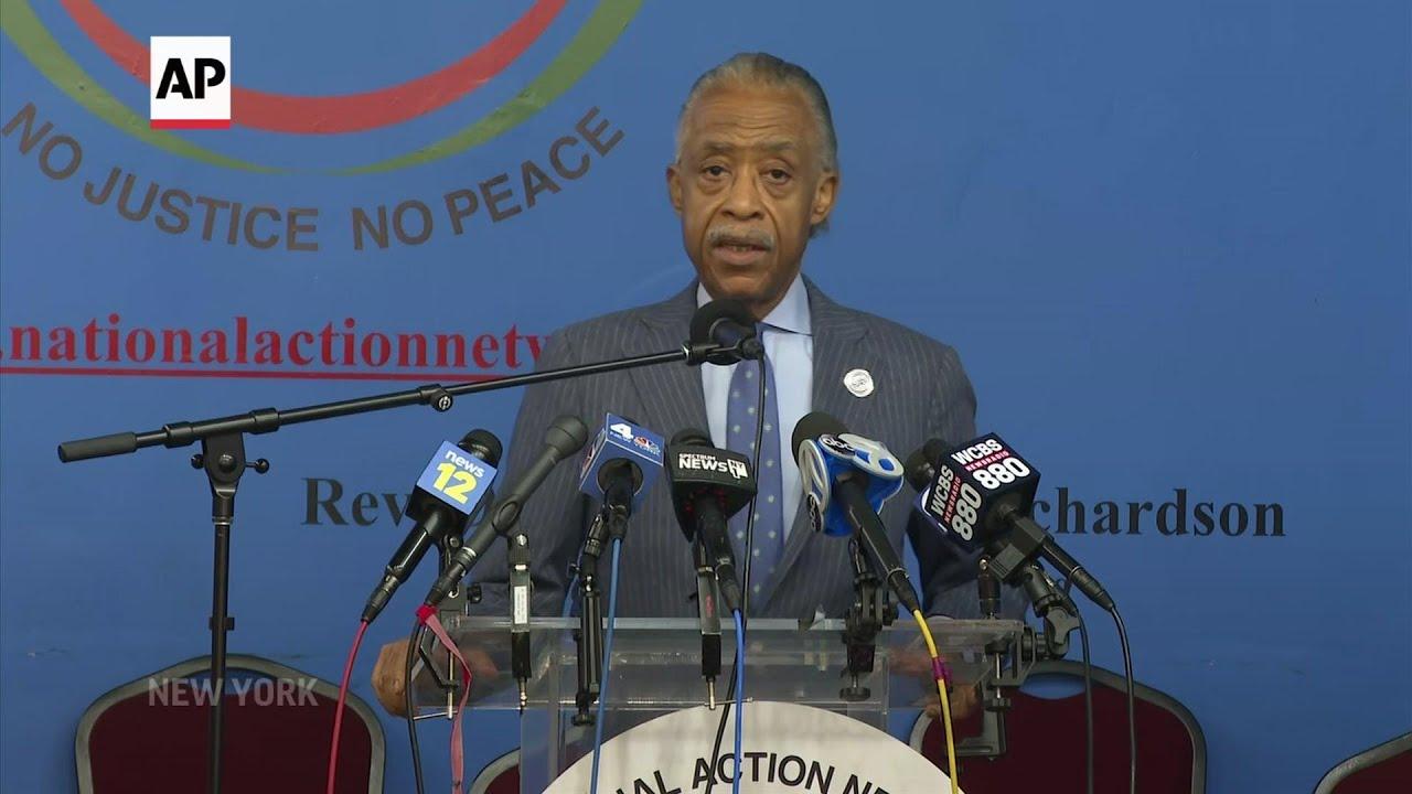 Al Sharpton remembers former NY Mayor David Dinkins