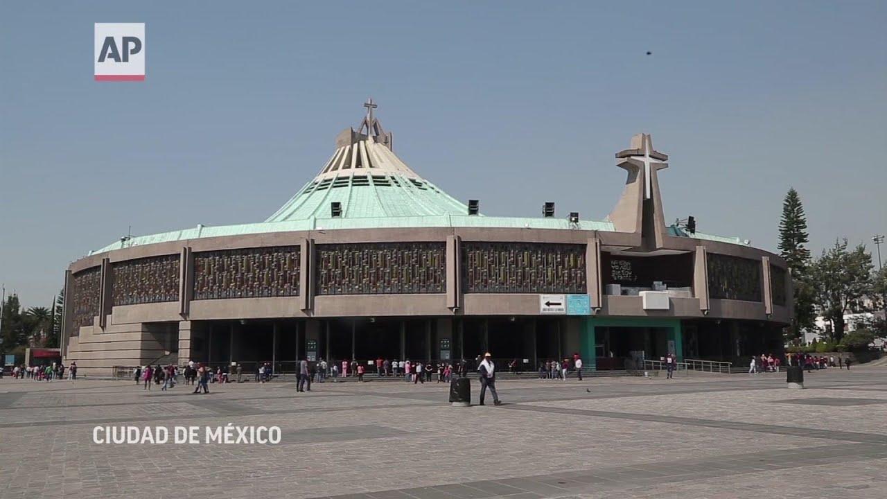 Peregrinación a Guadalupe en México cancelada por virus