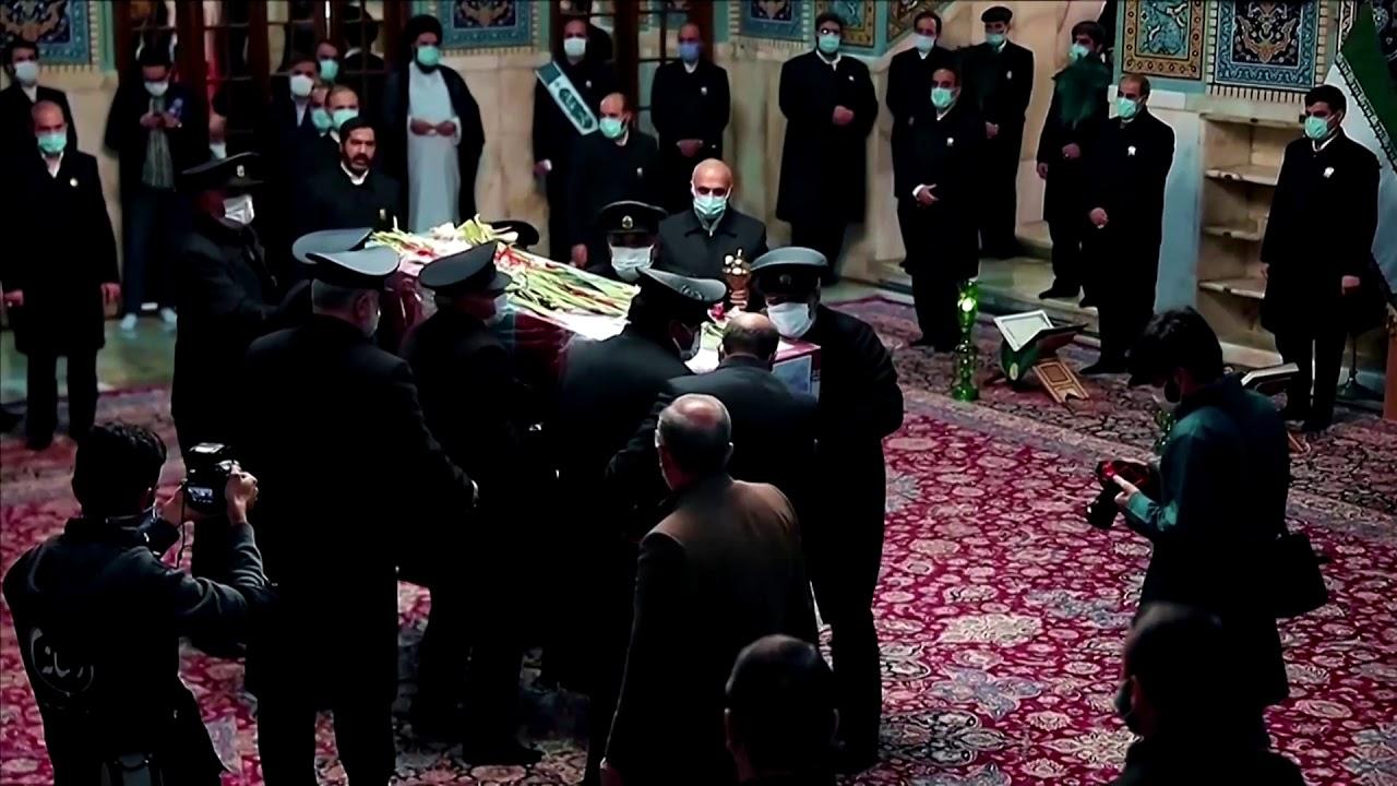 Iran mourns slain nuclear scientist