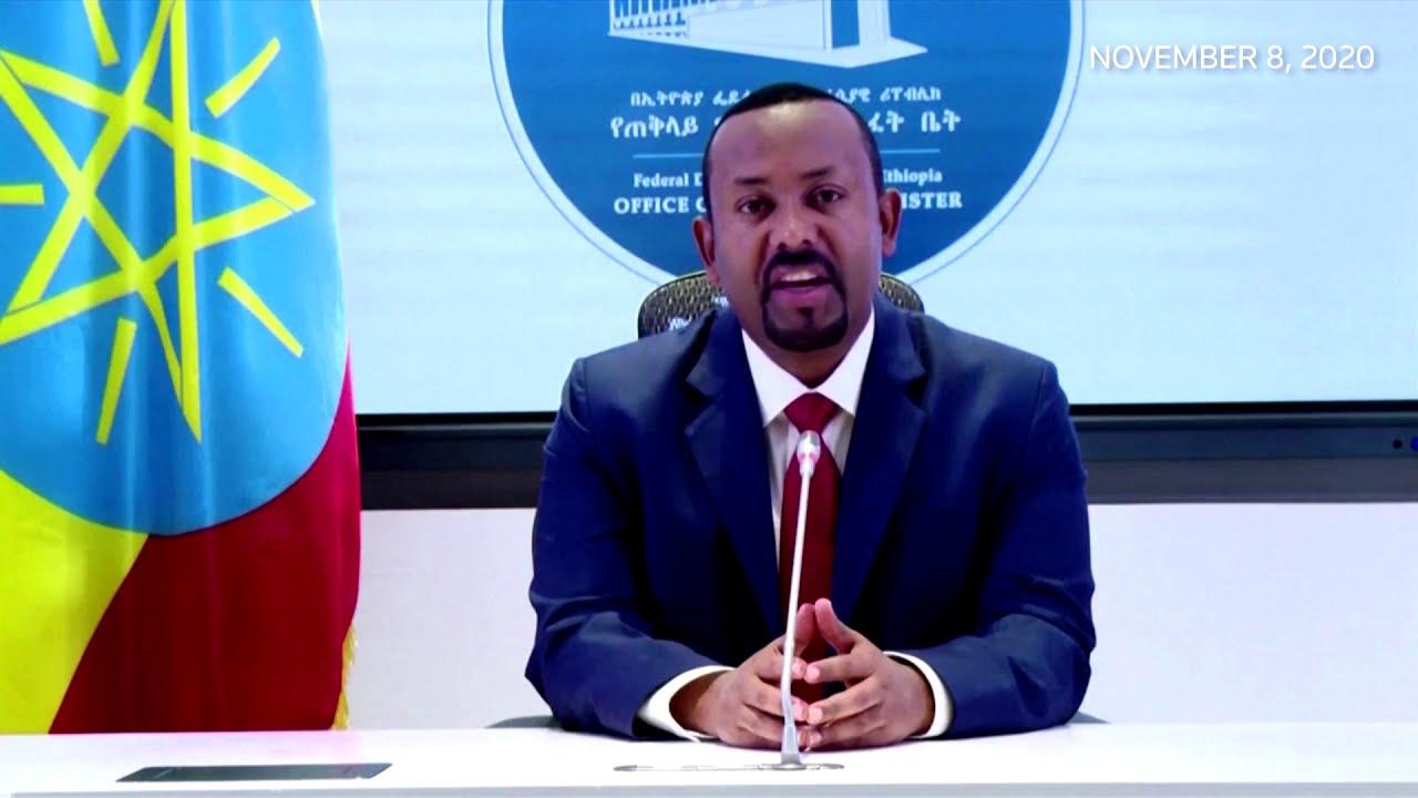 Ethiopia says hunt for Tigray leaders begins