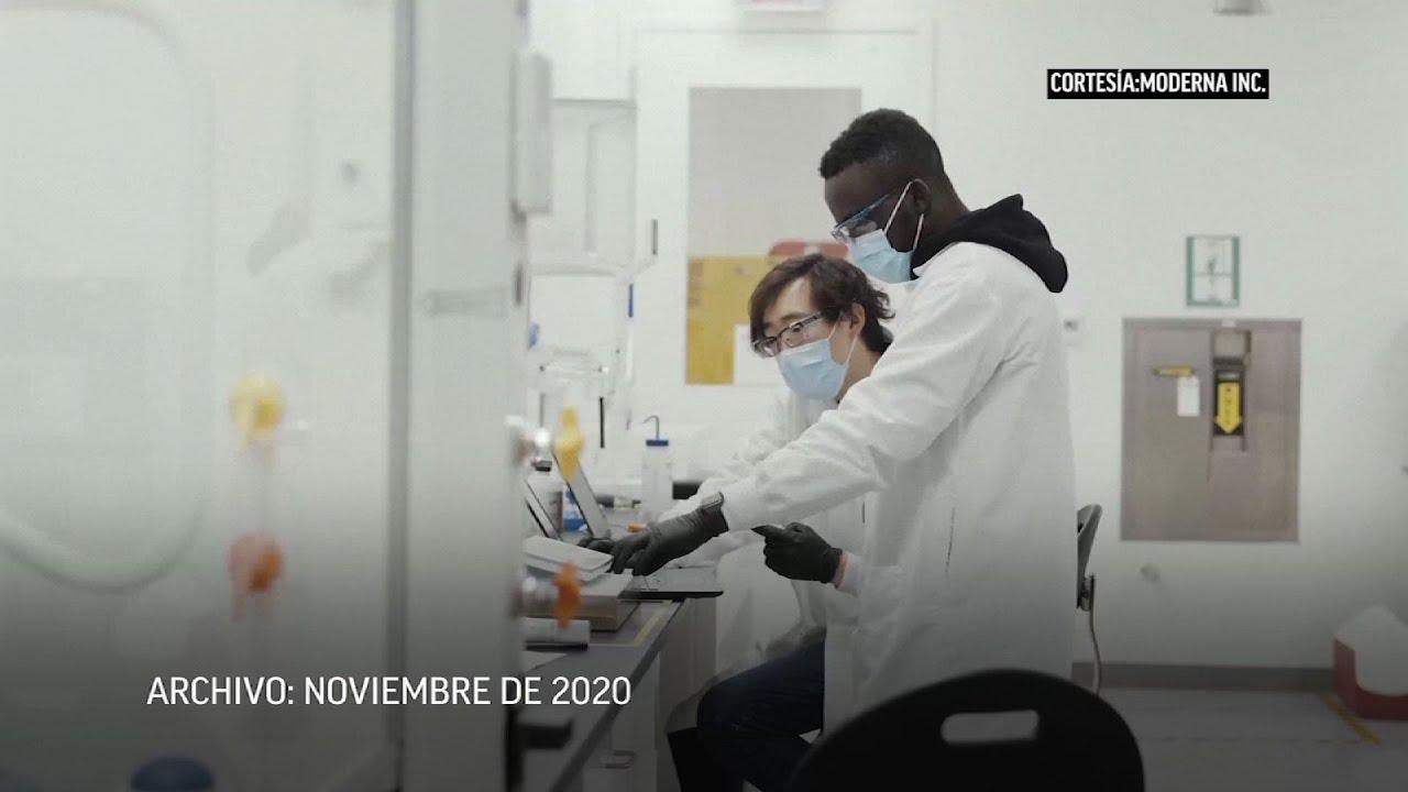 Moderna pide a EEUU y la UE que usen su vacuna de emergencia