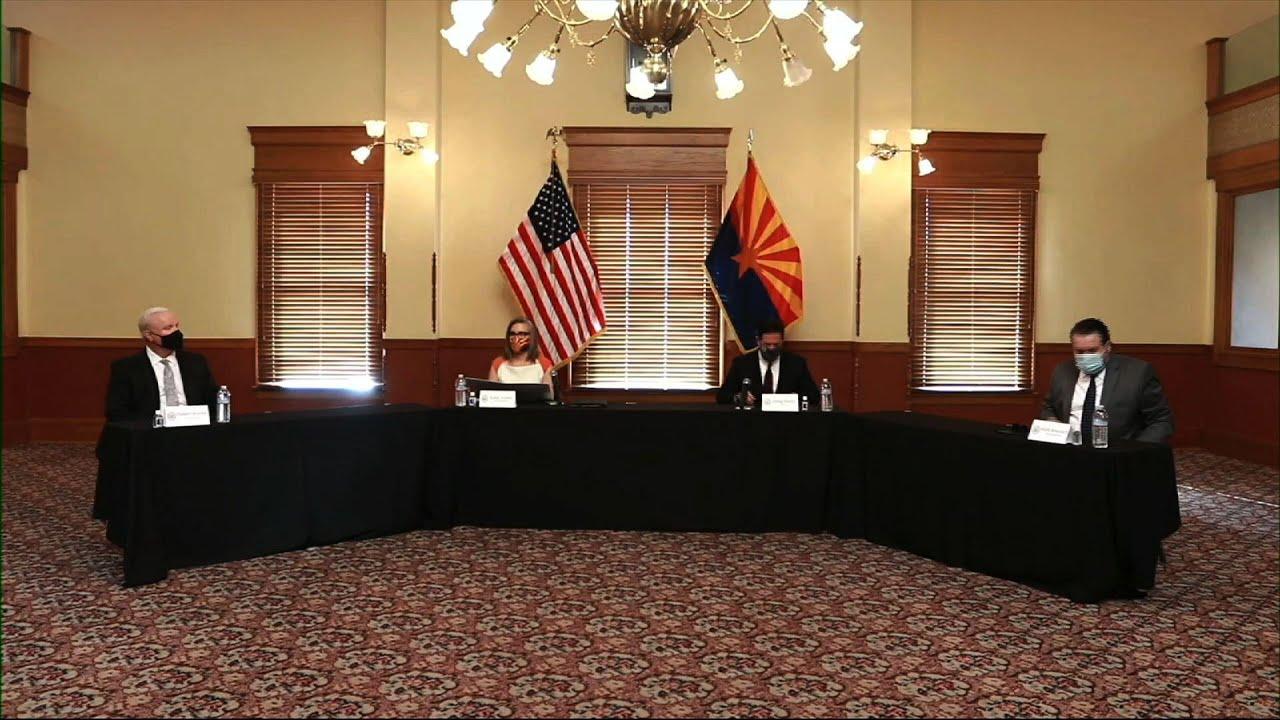 Arizona certifies state election tally, Biden win