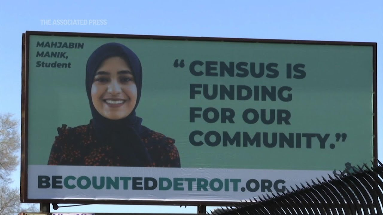 Supreme Court census case about 'political power'