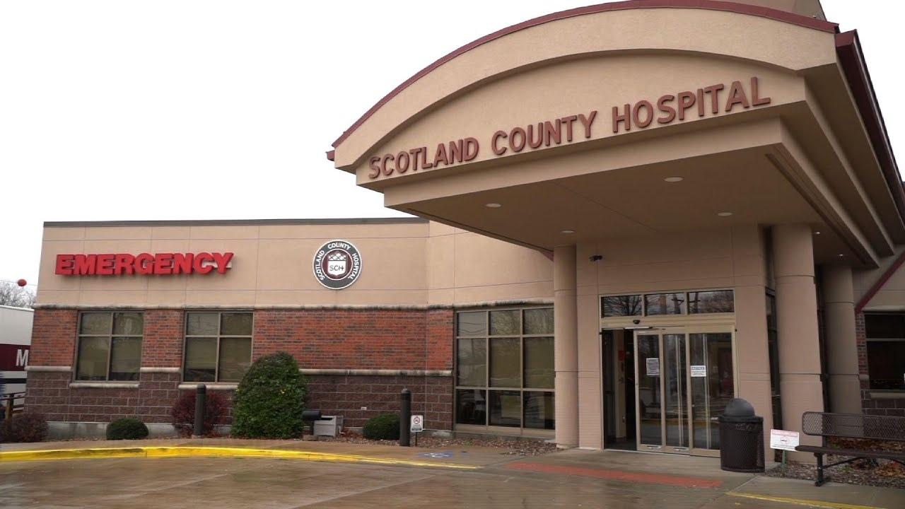 Rural hospital struggling with COVID cases