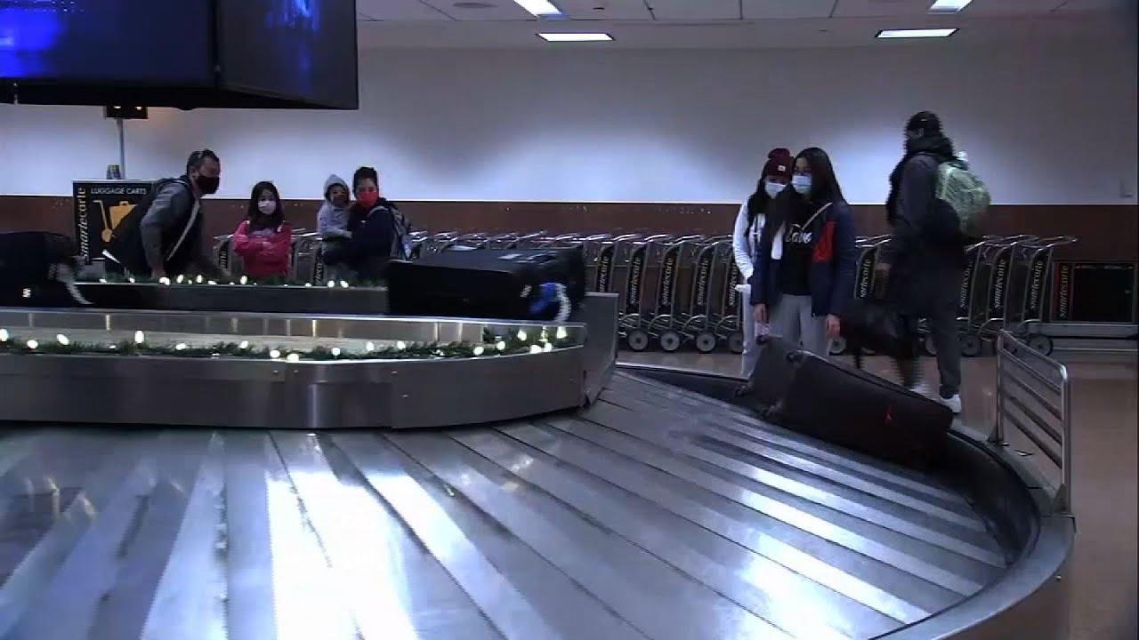 Travelers encounter new coronavirus restrictions