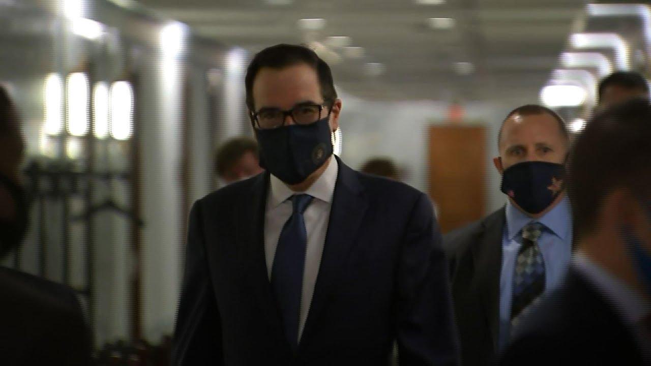 Mnuchin and Pelosi to resume COVID aid talks