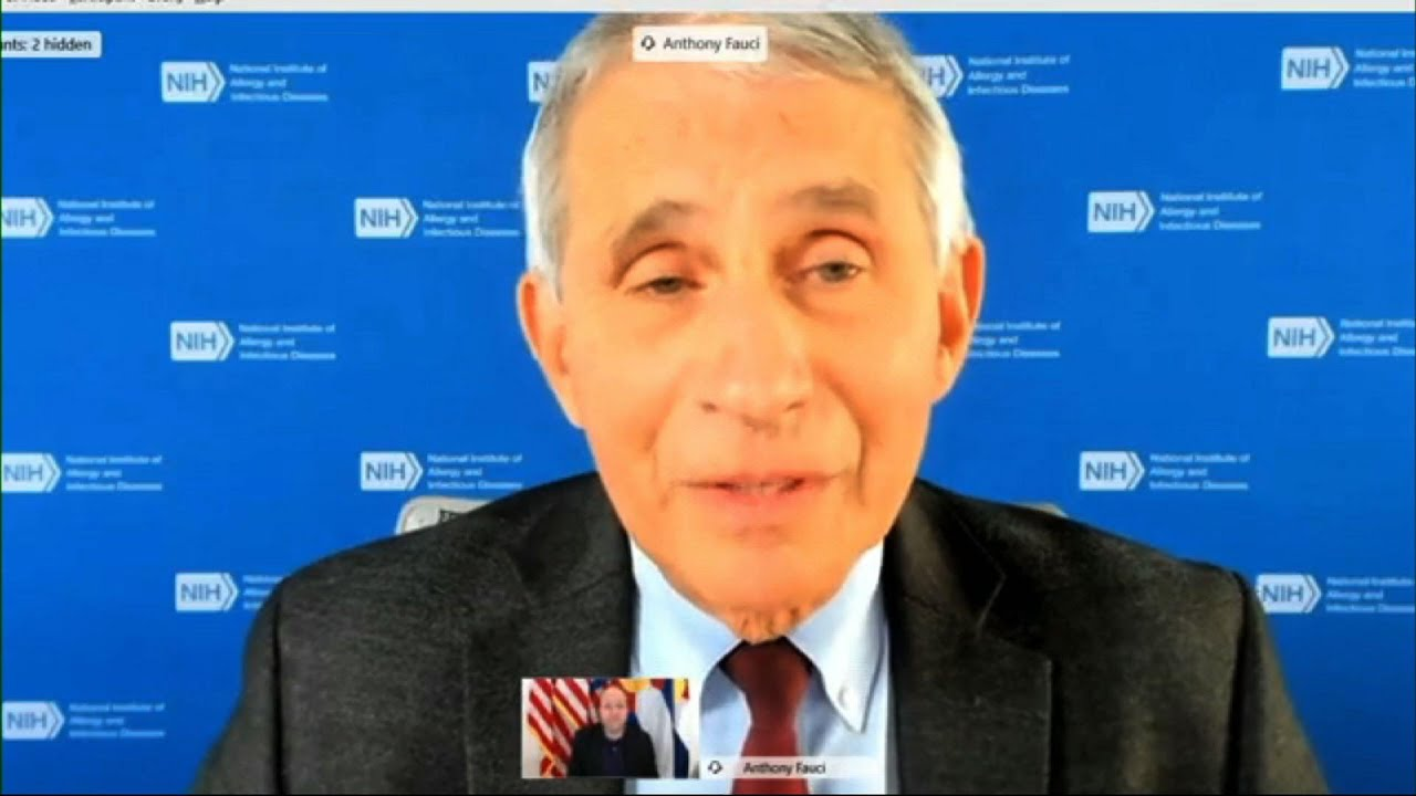 Fauci: US readies for rollout of COVID-19 vaccine