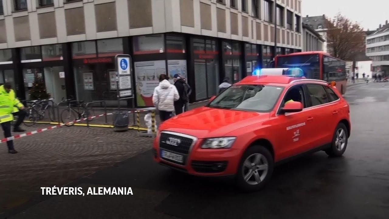 5 muertos y 15 heridos tras atropellamiento en Alemania