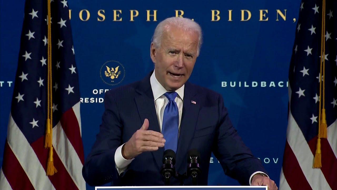 'American tragedy': Biden, Yellen push for aid