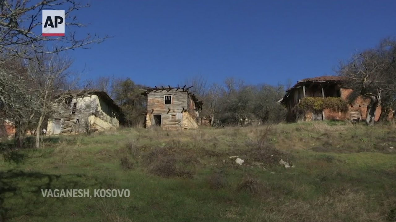 Kosovo divide lifts for ill Serb in ghost village