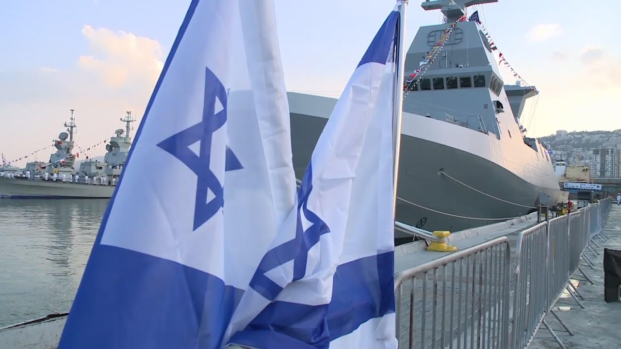 Israel welcomes arrival of first upgraded warship