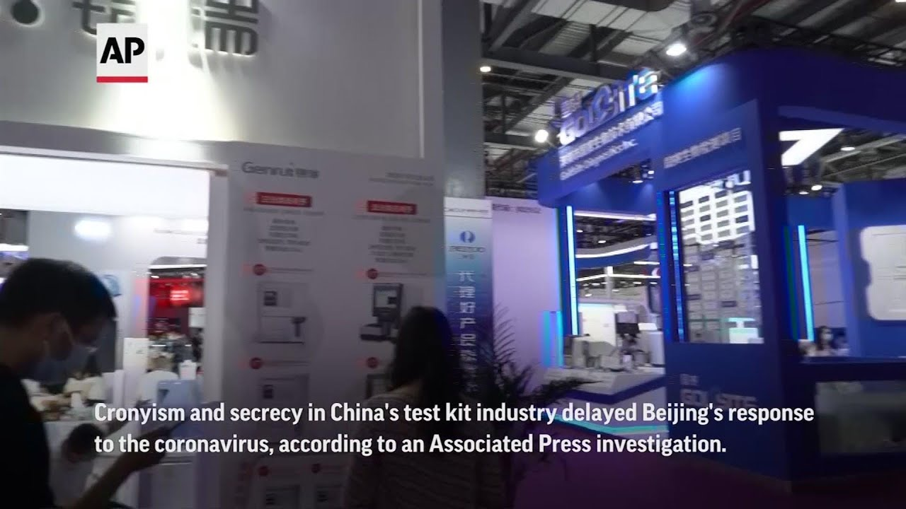 Secret deals crippled China test capacity