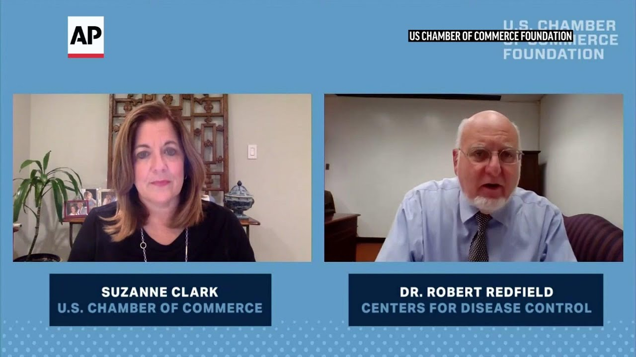 CDC chief says US faces pandemic's hardest time