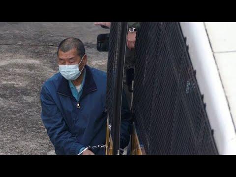 Hong Kong media tycoon Jimmy Lai denied bail in fraud case