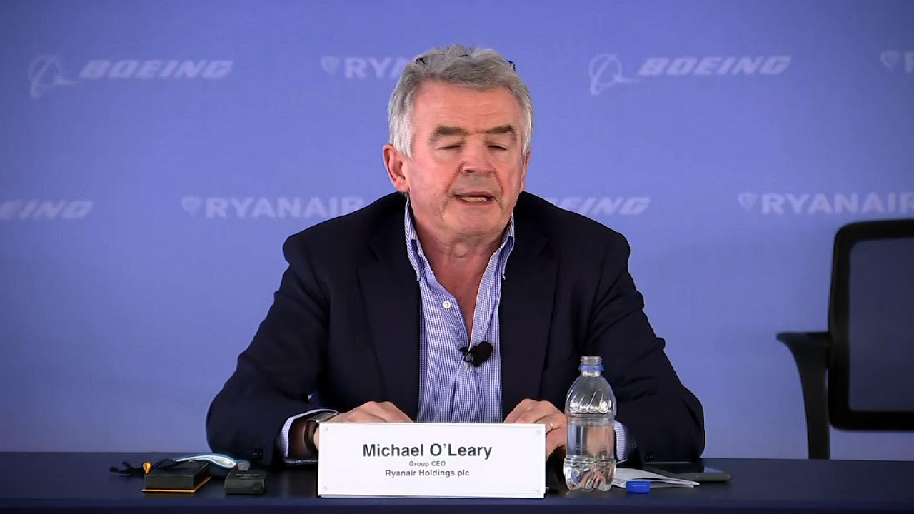 Ryanair gives Boeing a boost, orders 75 Max jets