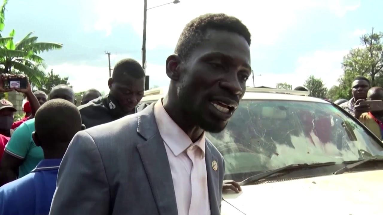 Uganda's Bobi Wine wants military 'out' of election - News