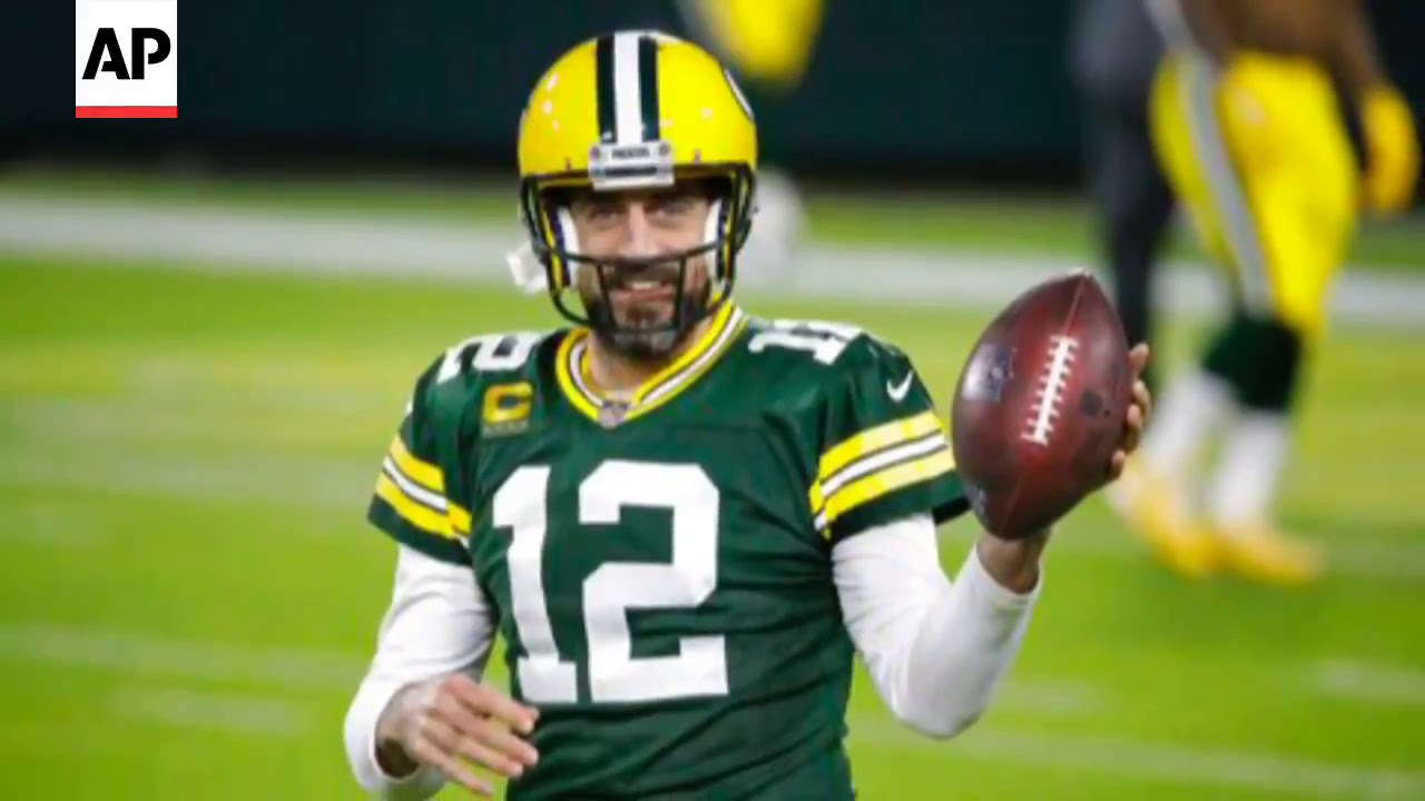 Aaron Rodgers turns 37