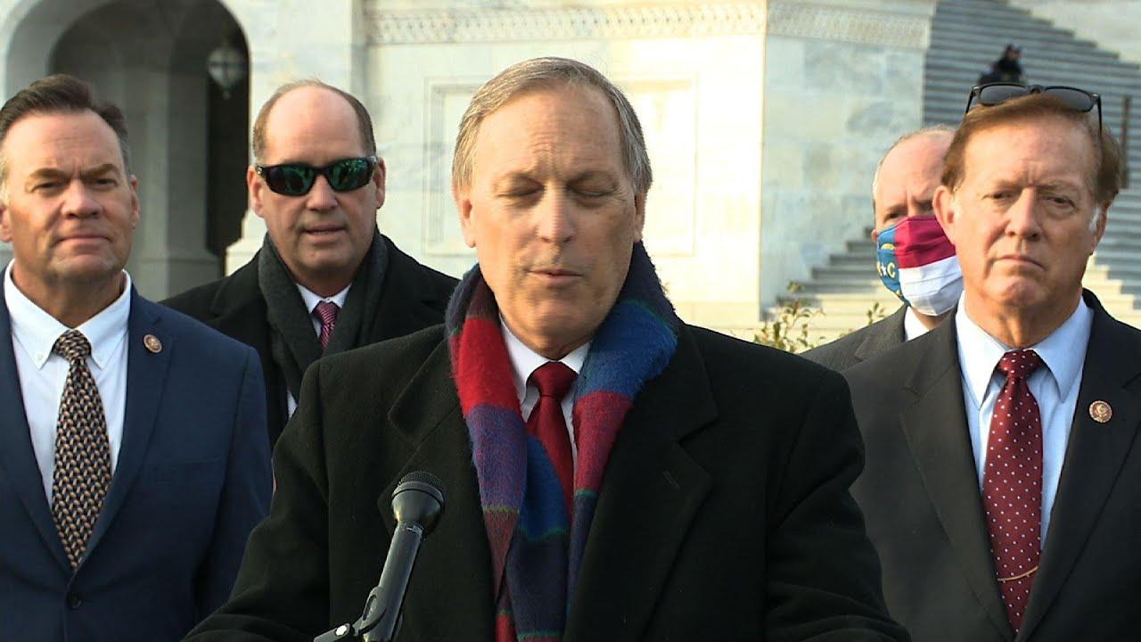 House Freedom Caucus members criticize AG Barr
